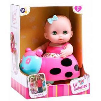 Пупс JC Toys Биби на машинке (4105007)