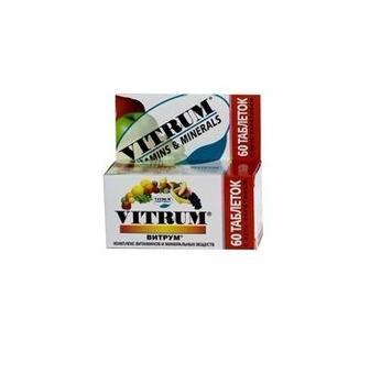 Вітаміно-мінеральний комплекс Вітрум №30