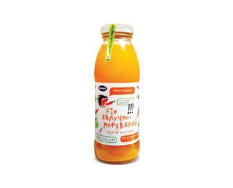 Сік яблучно-морквяний «Премія»® 0,3 л