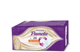 Прокладки щоденні Pamela Premium Normal, 20 шт./уп