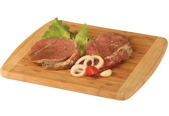Скидка 10% ▷ Стейк зі свининної шиї в маринаді кг