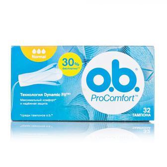 Тампоны O.b. pro comfort