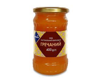 Мед «Премія»® гречаний квітковий натуральний, 400г