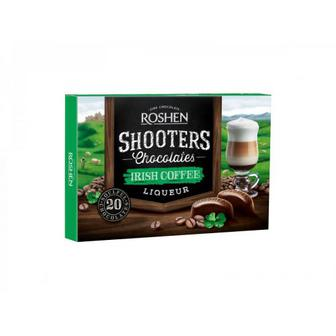 Цукерки Shooters irish coffee 150г