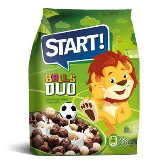 Завтрак зерновой Start! 500 г