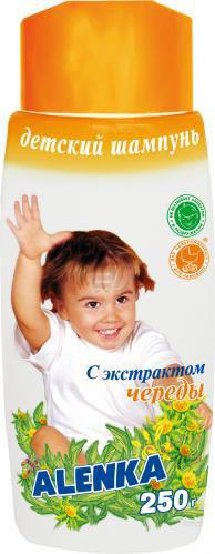 Шампунь Alenka з екстрактом череди 250 мл
