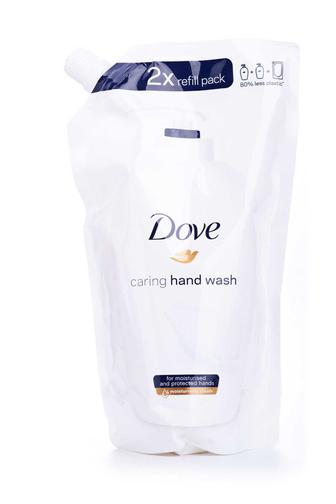 Дав крем-мыло Dove жидкое Красота и уход запаска 500мл