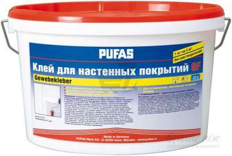 Скидка 20% ▷ Клей для шпалер PUFAS GF 18 кг