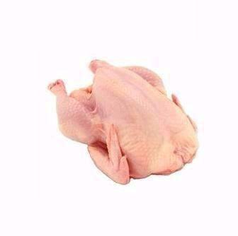 Тушка куряча заморожена 1 кг