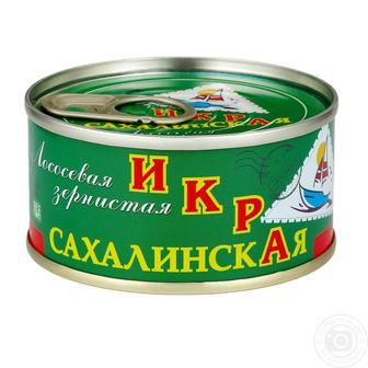 Ікра лососева Сахалинская 120г