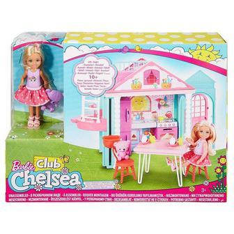 Аксессуар для куклы Домик развлечений Челси Barbie (DWJ50)