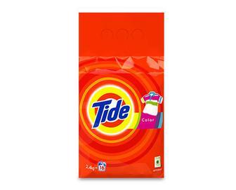 Порошок пральний Tide автомат Color, для кольорового та білого, 2,4кг