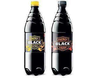 Напій енергетичний безалкогольний Black 0,5л