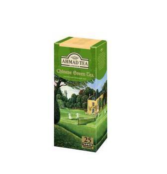 Чай Ахмад Китайський зелений/чорний Classick Black Tea 25пак