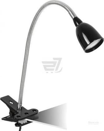 Настільна лампа Jazzway PTL-1215c 4 Вт чорний