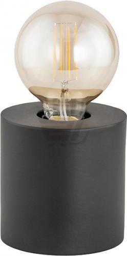 Настільна лампа декоративна TK Lighting Pop 1TR 1x60 Вт E27 чорний