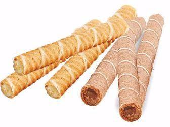 Вафельні трубочки, Деліція з топленим молоком, ХБФ,  кг