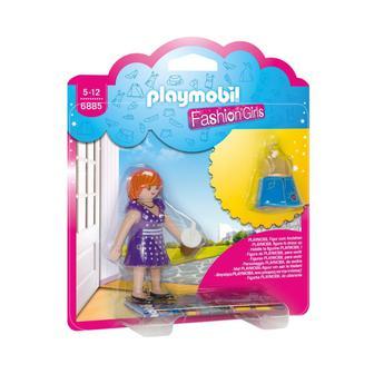 Конструктор Playmobil Модница в стиле кэжуал