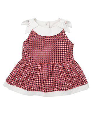 Блуза в червоний горошек від Mothercare