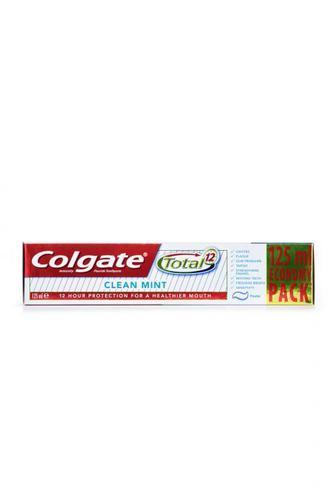 Зубная паста Colgate Тотал 12 Чистая мята 125мл