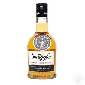 Виски Old Smuggler 40% 0,7л