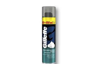 Піна для гоління для чутливої шкіри, аерозоль Gillette 300 мл