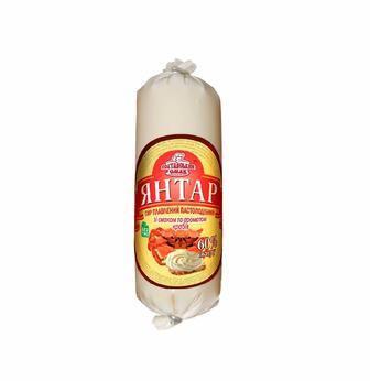 Сир плавлений Янтар, Полтавський смак, 1кг
