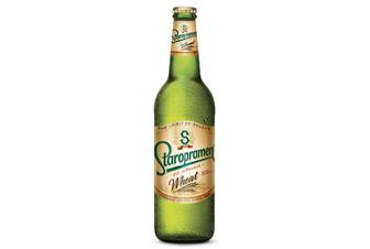 Пиво Staropramen Wheat біле, 0,5л