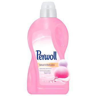 Засіб рідкий для прання вовняних і делікатних речей Perwoll 1800мл