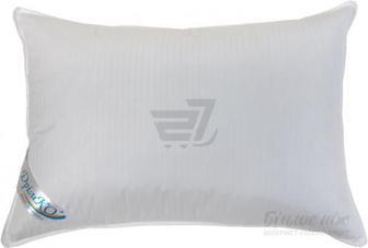 Подушка Улюблена легкая 50x70 см 100% гусячий пух 250 г ДрімКО