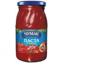 Томатна паста, Чумак, 450г