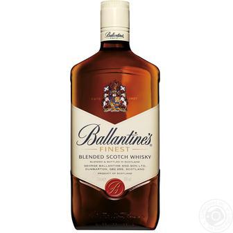 Шотландский виски Ballantine's 0.5 л