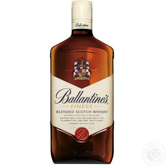 Скидка 15% ▷ Шотландский виски Ballantine's 0.5 л