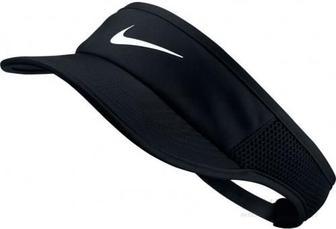 Бейсболка Nike Court AeroBill чорний