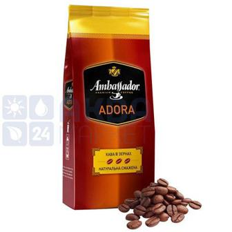 Кава зернова Adora Ambassador 900 г