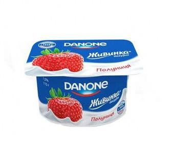 Йогурт Живинка 1,5% 115г
