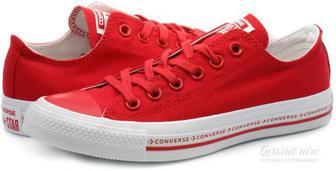 Скидка 40% ▷ Кеди Converse Chuck Taylor All Star 159588C р. 6,5 червоний