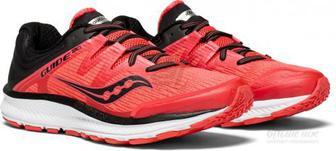 Кросівки Saucony GUIDE ISO 10415-2s р.8 червоний