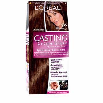 Фарба для волосся без аміаку L'Oreal Casting CG