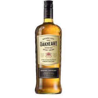 Напій Лікеро-горілчаний на основі рому Окхарт Оріжінал 35% Оакхарт