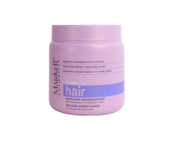 Бальзам-кондиционер Markell для поврежденных и ослабленных волос, 500 мл
