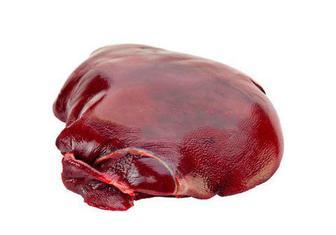 Печень свиная охлажденная, кг