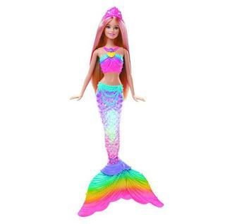 Кукла Barbie Яркие огоньки Русалочка (DHC40)