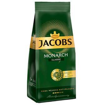 Кава Jacobs Monarch Classic мелена 450г