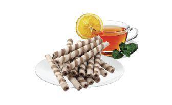 Трубочки вафельні з какао ХБФ 100 г