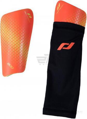 Щитки футбольні Pro Touch Force 800 HS р. M помаранчевий