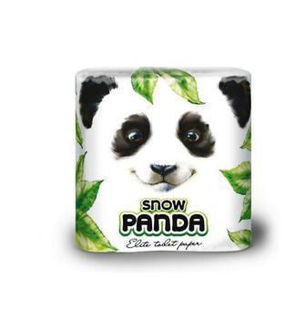 Папір туалетний Сніжна Панда 4шт уп