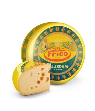 Сир твердий 45% Маасдам Фріко 1 кг