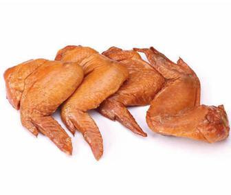 Крила курячі смажені кг