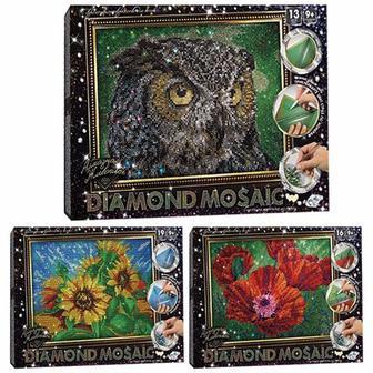 Набір для творчості Danko Toys Diamond Mosaic
